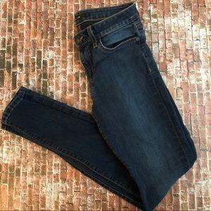 Joe's Jeans Chelsea'Skinny Stretch Ankle Jeans 27